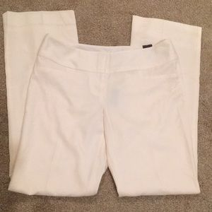 Vintage Limited cream Drew fit bootcut pants sz8